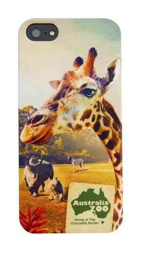 @Australia Zoo .  Wildlife Warriors Giraffe Case from Sprout. Sprout will donate $10 to the Wildlife Warriors for every purchase online.  (Also donating $1 for every product sold in stores around Australia). Suitable for the iPhone 5/5s. Hard IML shell to protect your phone.  Featuring unique beautiful photography of Animals being protected by Wildlife Warriors. #australiazoo #wildlifewarriors #iphone #iphone5 #Case #cover #sprout