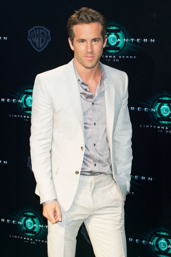 The 11 Hottest Ryan Reynolds Moments of All Time | InStyle.com