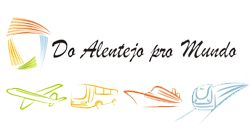 www.doalentejopromundo.com Sonhe com o destino. Nós levamo-lo.