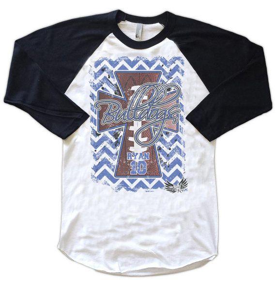 Football Mom Cross, Personalized Football Mom Shirt, Football, Spiritwear Shirt, School Name, Monogram Shirt, Football Mom