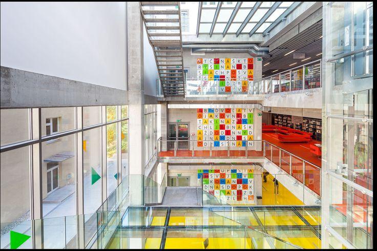 Biblioteca da Universidade  / a02 Atelier