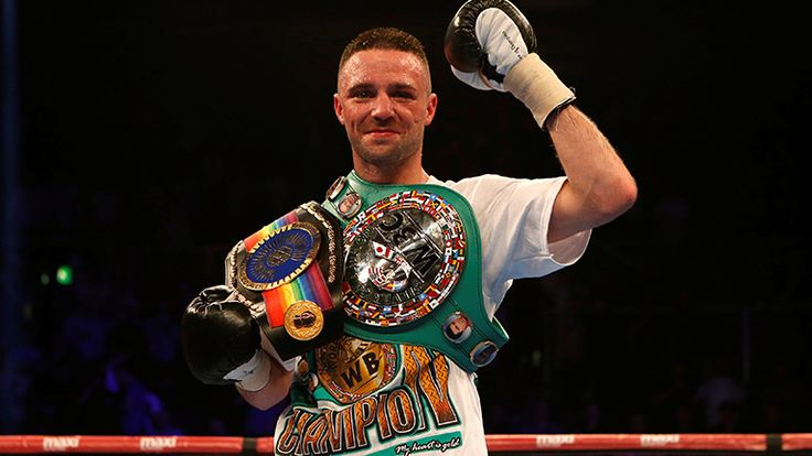 Boxing results: Josh Taylor crushes Winston Campos in three rounds #News #JoshTaylor #allthebelts #boxing
