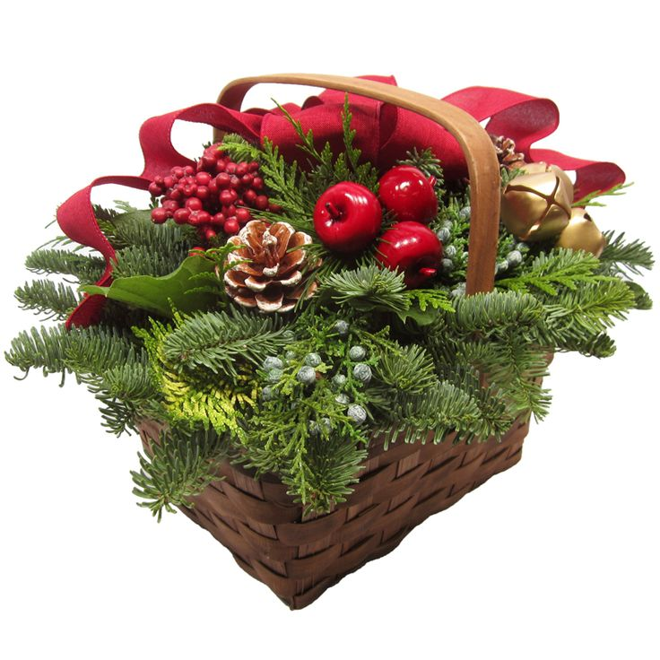 Christmas centerpiece pine cedar google search wedding