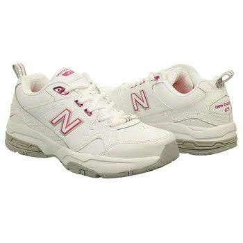 New Balance 609 Wide White