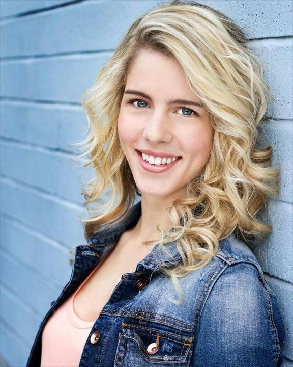 Canadian actress Emily Bett Rickards.                                   Photo by Brendan James Boyd Photography