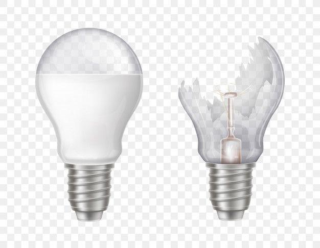 Baixe Lampadas Eletricas Realisticas 3d Vidro Quebrado Gratuitamente In 2020 Light Bulb Light Bulb Drawing Bulb