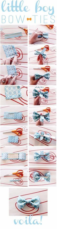 Luh-met-ra Loquaciousness: Little Bow Ties for Little Boys