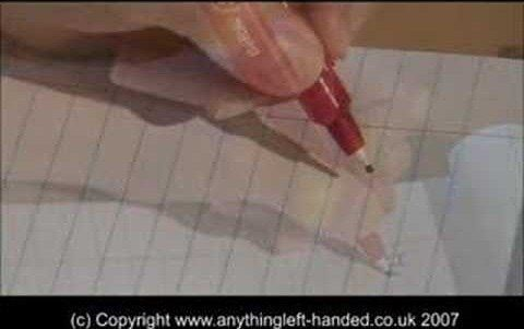 Left handed writing style is not as common as right handed so many people are not sure how to do it neatly. Check out this tutorial for advice on how to improve your grip and posture to make your handwriting perfect. Left handers face many challenges. First of all, most teachers will teach children writing skills more suitable for their right handed classmates, also there are not many left hand specific products on the market, and left handers often have posture problems as they are pushing…