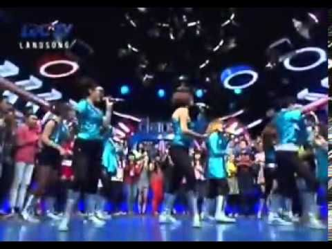 5th Single | SuperGirlies - Hari Harimu @ Dahsyat, RCTI - 21.02.2013 #Video