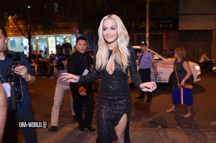 Rita Ora – Arriving at the H-Artistry in Vietnam : Global Celebrtities (F) FunFunky.com