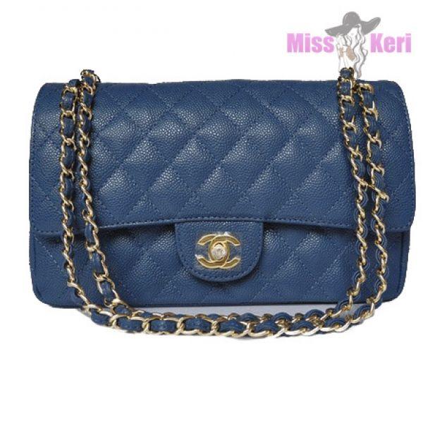 Купить сумку Chanel (Шанель) 2.55 medium dark blue, цена, интернет магазин в Украине и России