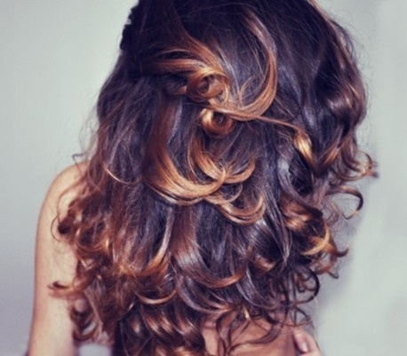 In my opinion, brunette ombre done right.