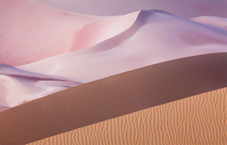 Colors Of Rub Al Khali Desert, United Arab Emirates Photography By: Timo Lieber
