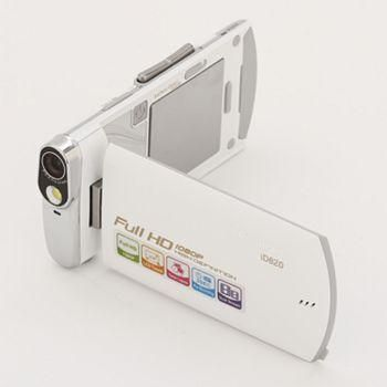 He'll get a kick out of terrorizing the kids with this camera... Polaroid Ultra Thin Digital Video Recorder #poachit