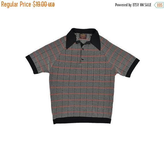 ac049f94636f6 70 s Short Sleeve Men s Shirt