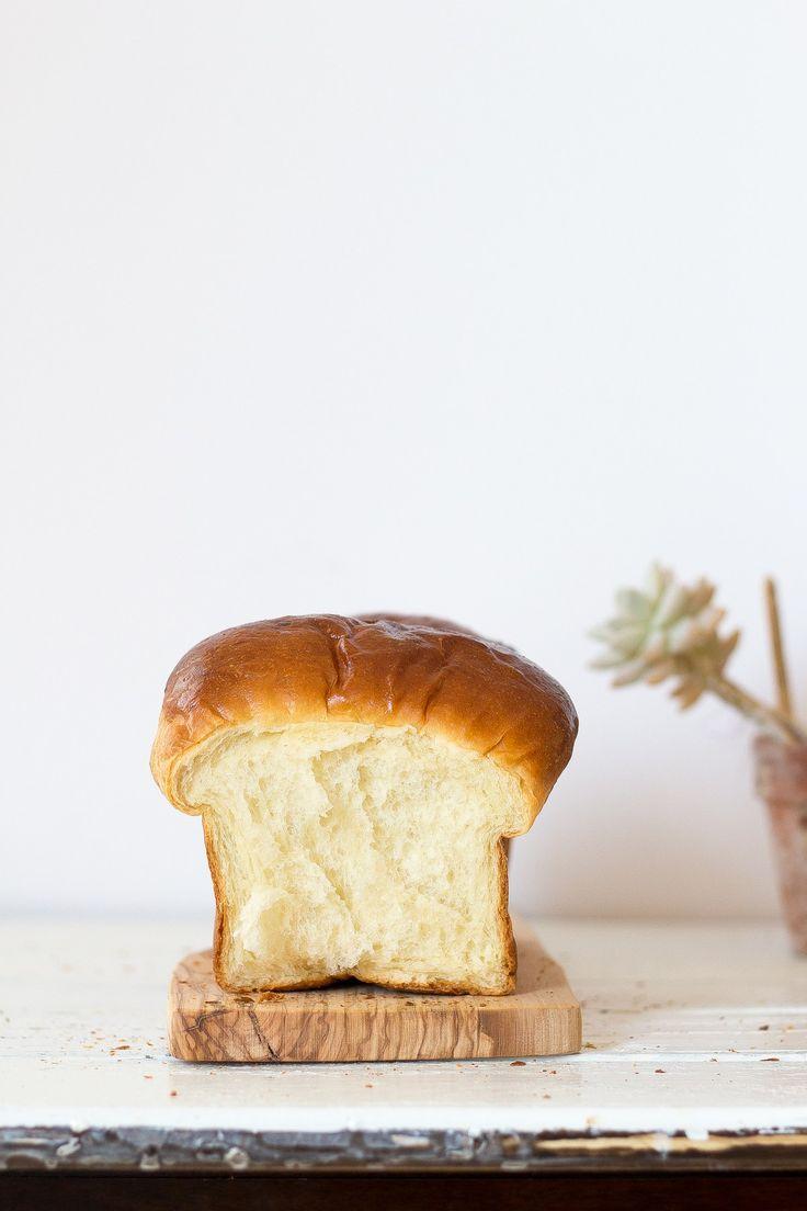 No Knead Hokkaido Milk Bread-14
