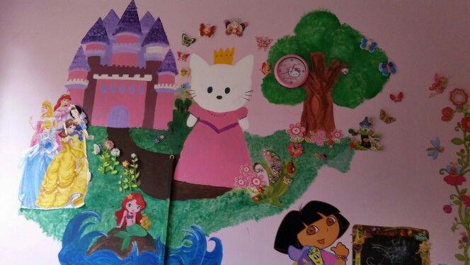 Gabbies mural