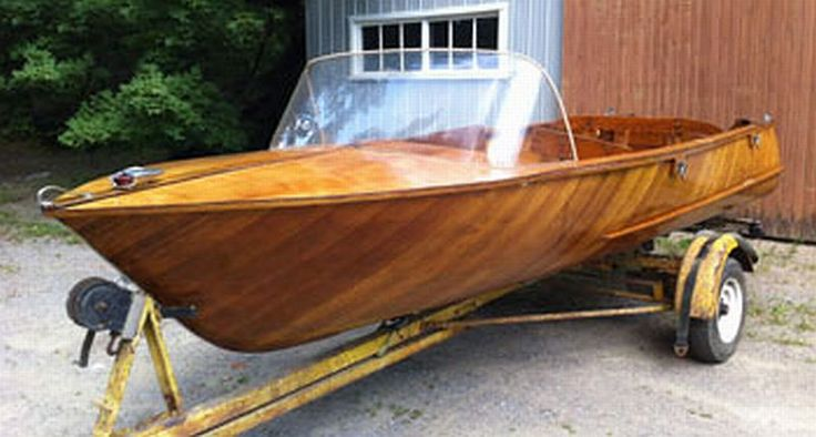 Classic Antique Wooden Boats For Sale |
