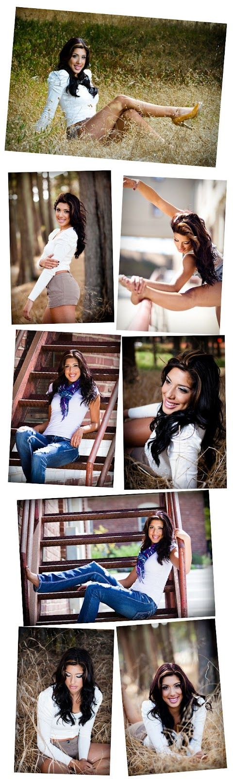 Still Light Studios: Senior Portraits Gallery - I like the stretching poses