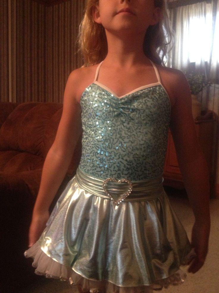 Girls Dance Costumes Child Small | eBay