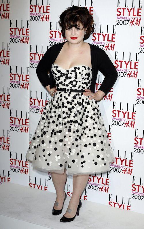 Kelly Osbourne 2006 | REVEAL: Kelly Osbourne op streng dieet na gewichtstoename