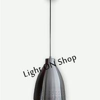 Lampu gantung minimalis anti karat dia. 21 cm, tinggi 23 cm murmer