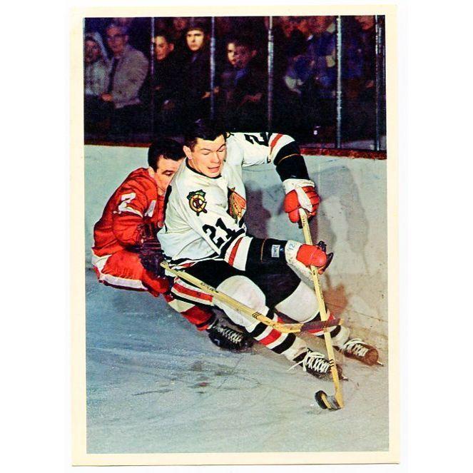 1963 64 Toronto Star Stan Mikita Chicago Black Hawks on eBid Canada ... 866170197