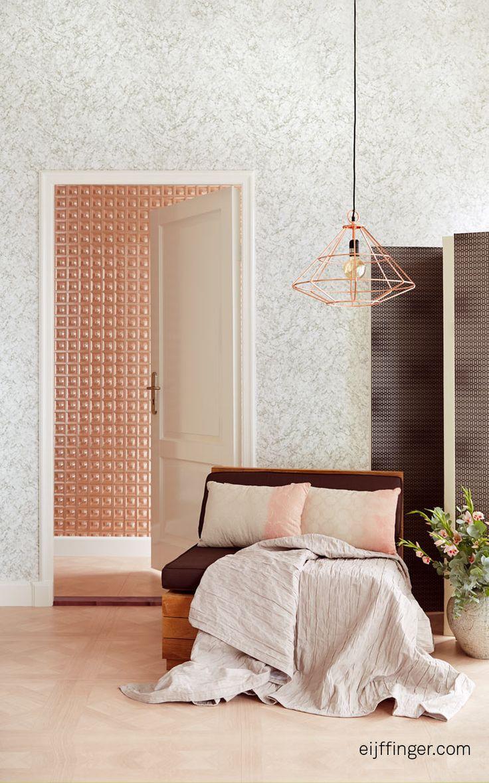 Orange Bedroom Wallpaper 17 Best Images About Koper Oranje Copper Orange Anders