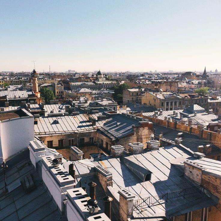 St. Petersburg / photo by Diooo