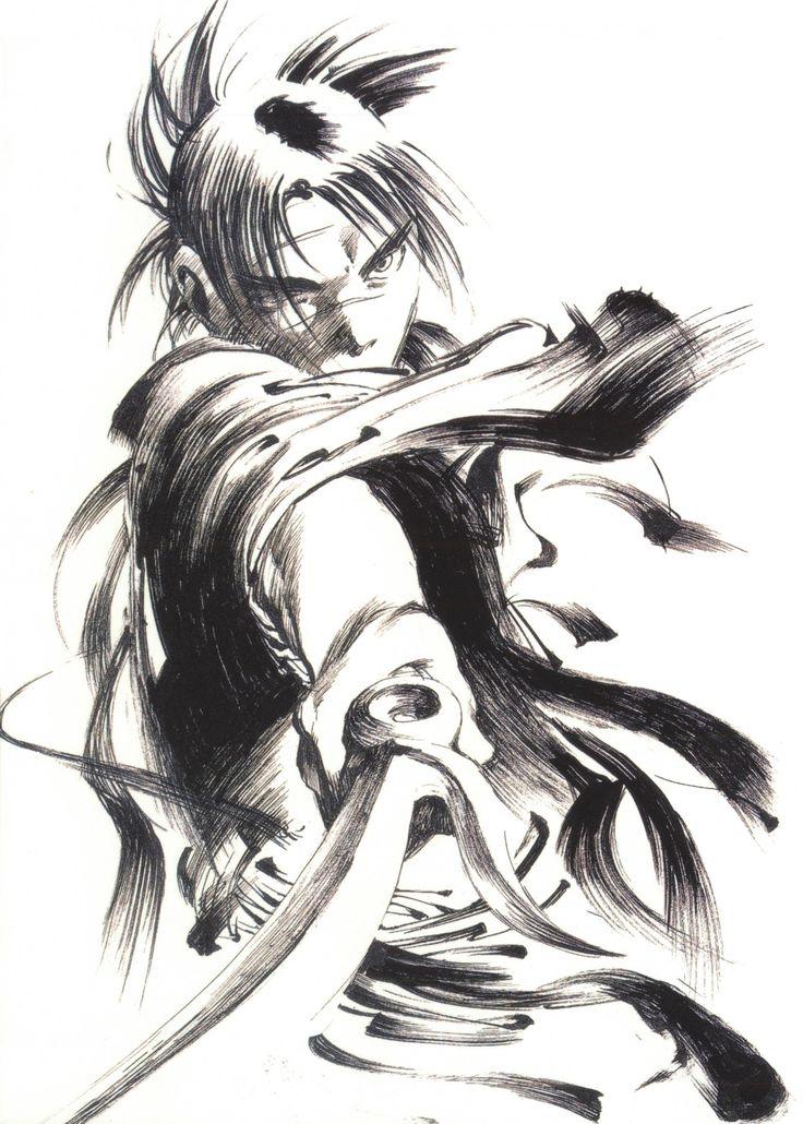 Tags: Blade Of The Immortal, Art Oficial, Manji (Personagem), Samura Hiroaki