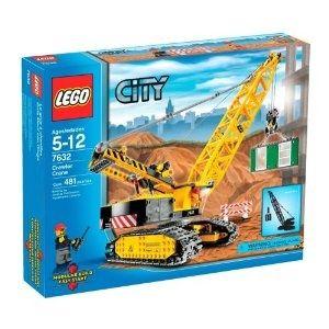 LEGO City Crawler Crane (7632)