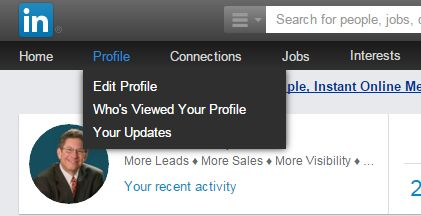 4 Easy Steps to a Custom #LinkedIn Profile URL  |  Follow this easy 4 step process to customize your LinkedIn Profile URL.  #InboundMarketing