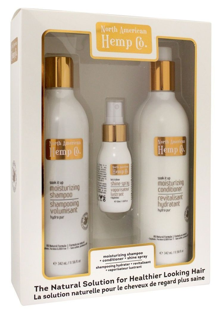 North American Hemp North American Hair Care Gift Set * Continue to the product at the image link.