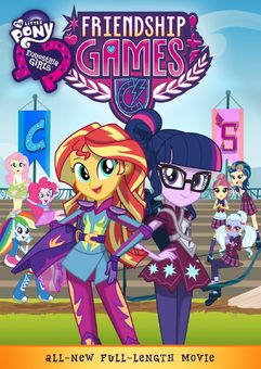My Little Pony Equestria Girls: Friendship Games - My Little Pony Friendship is Magic Wiki