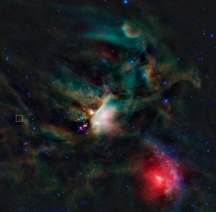 Sugar In Space: Astronomers Find Sweet Spot In Ophiuchus Constellation