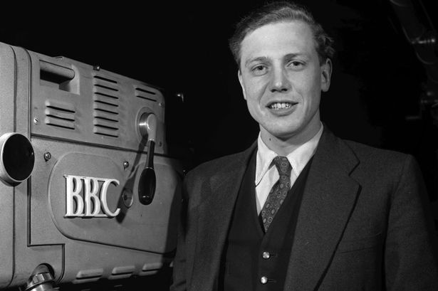 Young David Attenborough and a BBC camera 1950s. http://ift.tt/2zqDvOs