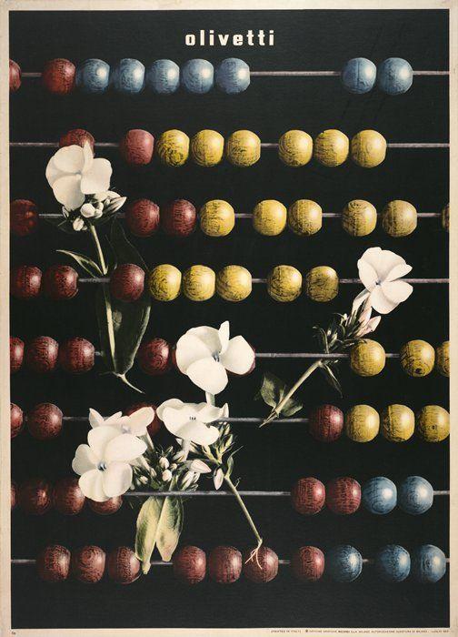 Giovanni Pintori Poster 1947