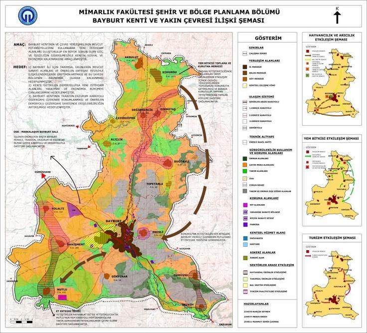 Bayburt Kenti Çevre Düzeni Planı
