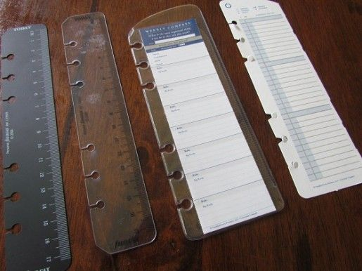 Making the Most of Your Planner's Page Finder