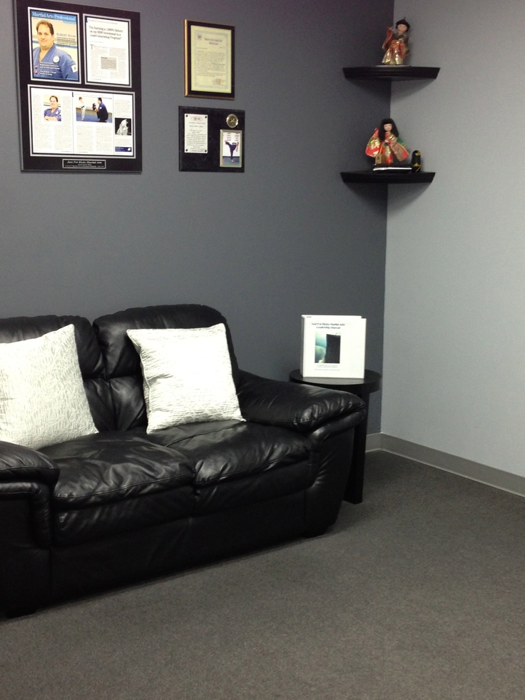 Fishkill Kickboxing - Our Awesome Private Lesson Room!  www.hvkickboxing.com