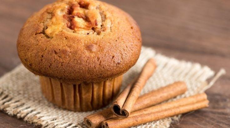 Muffini sa jabukama i cimetom – Lijep Život