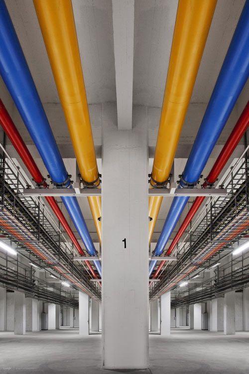 Inside Googles Top Secret Data Centers Photo