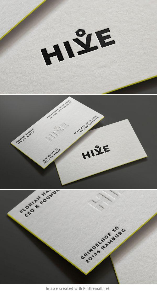 corporate logo graphic type business card visual identity design