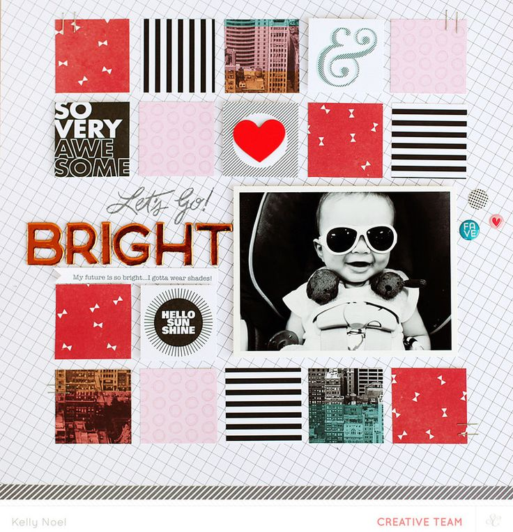 Bright *SB Main Only* by Kelly Noel at @studio_calico