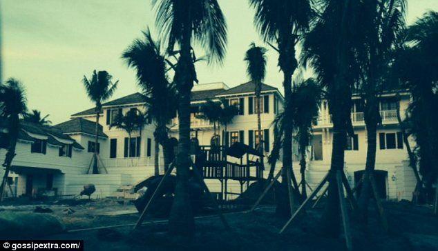 Elin Nordegren S 20 Million Palm Beach Mansion Nearing