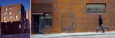 Gazzano House in London by Amin Taha
