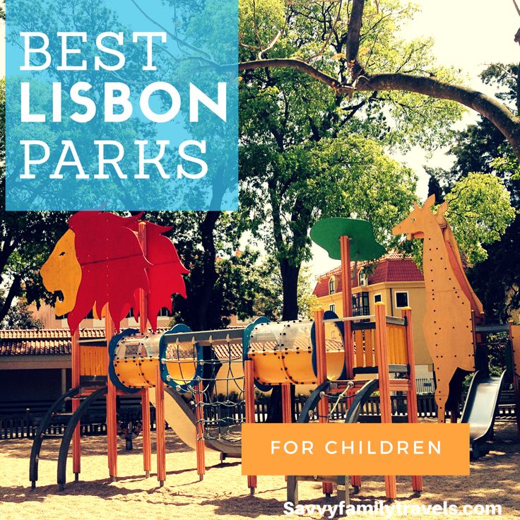 Our authoritative guide to the best parks in Lisbon, Portugal for children: http://wp.me/p7PPOL-bv #lisboa #travel #familytravel