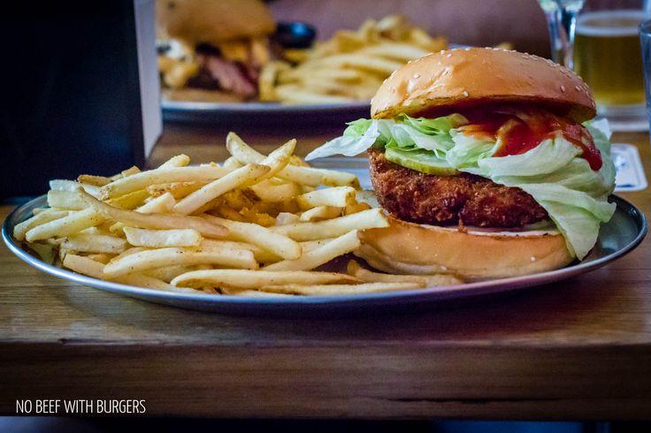 The Vegi Delight Burger from Pub Life Kitchen, Ultimo!