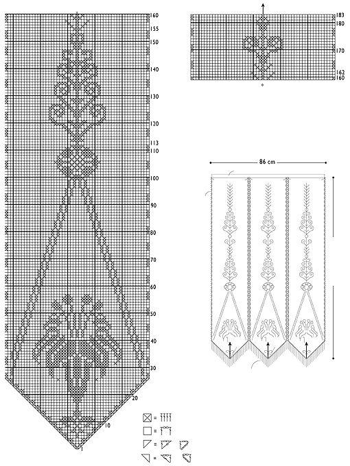 curtain filet