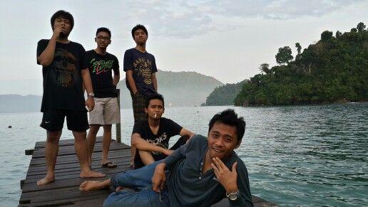 Karanggoso beach. Trenggalek